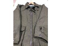Alan Paine waterproof coat with matching shooting breeks.