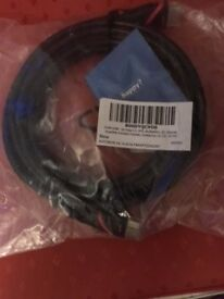 NEW csl HDMI cable, 5 m long