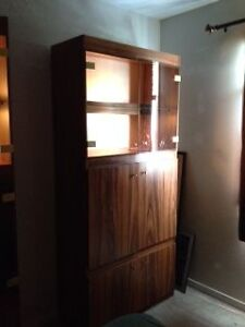 Display cabinet with glass doors and lighted interior Gatineau Ottawa / Gatineau Area image 7