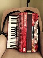 Accordeon a piano