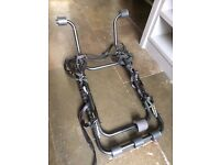 Bike Rack for 4 bikes by Hollywoodracks New/Unused