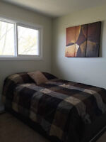 BEDROOM FOR RENT IN BEARSPAW. To mature lady.