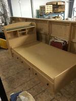 Mates bedroom set