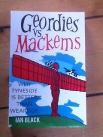 Geordies vs Mackhems by Ian Black