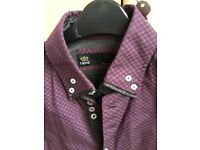 Smart casual / party shirt. Next. Size small.
