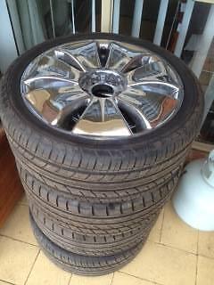 Tyres & Rims Wodonga Wodonga Area Preview