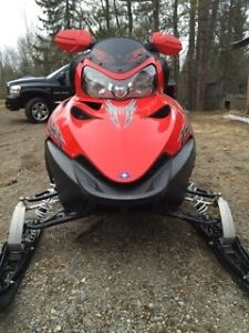 600 Polaris IQ Clean Fire