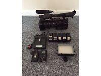 Sony Z7 Camera/Accessories