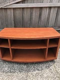 TV/Stereo Cabinet on Wheels