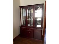 Morris Furniture Company Display Cabinet