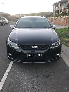 FORD XR6  2011 LIMITED EDITION