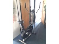 Cross Trainer/Exercise Bike WE'R Sports