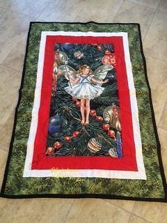 Christmas Fairy Quilt Garbutt Townsville City Preview