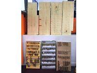 Key Cutting Machines + Key Blankes + Empty Boards