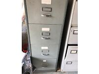 Metal urban filing cabinet - either for office use or for upcycling