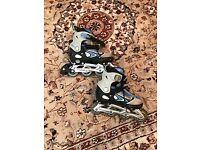 Roller Skates ACE Sport Size Medium 37-40