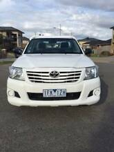 Toyota Hilux 2011 2.7 for Hire. Dandenong South Greater Dandenong Preview