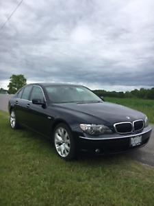 750I BMW for  SALE