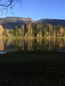 Shuswap Riverfront Lots for sale