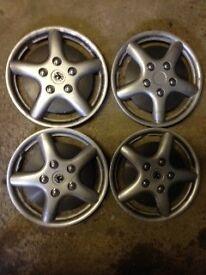 Wheel Trims