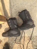 Size 8 snow board boots