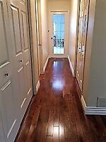 FLOORING INSTALLED WITH INTEGRITY. . LEAVES LASTING IMPRESSION