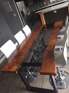 Live Edge Furniture for your office or business-Locally made!