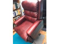 Superb Riser/Recliner Chair