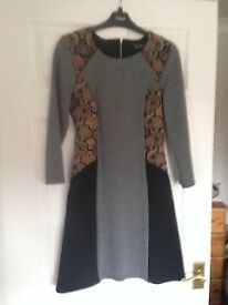 Long sleeve dress from Miss Selfridge
