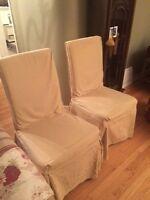 2 IKEA Dining Room Chairs
