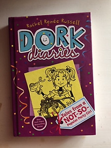 Kids' Book - Dork Diaries