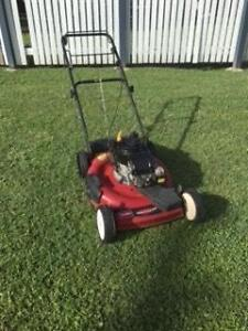 Lawn mower. Rasmussen Townsville Surrounds Preview