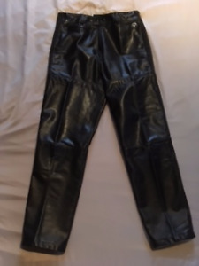 Pantalon de cuire de moto