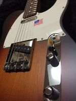 2009  FENDER -USA- TELECASTER -  IN MINT COND