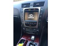 Lexus gs300 fully loaded .Rear camera-heated seats air con