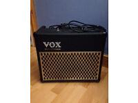 GUITAR AMP VOX VALVETONIX AD15VT