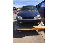 2002 Ford Fiesta Freestyle 1.3 Petrol Breaking for Parts