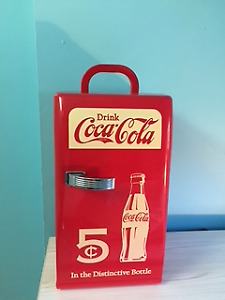 Coca- Cola Mini Fridge