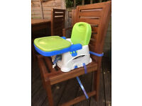 Fisher-Price Booster Seat/ High Chair