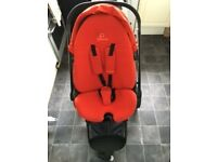 Quinny Moodd buggy/ stroller/ pram and offical accessories