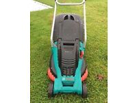 Used Bosch Electric Lawn Mower