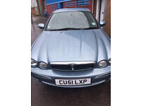 Jaguar X Type V6 2.5 Petrol 2001 (51) To Swap for Recovery Truck