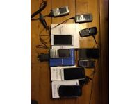 mobile phones / spare parts