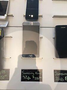 Used Telus Samsung Note 5 32gb