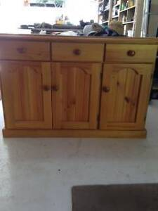 Sideboard cupboard Hornsby Hornsby Area Preview