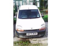 Renault kangoo spares or repairs £250