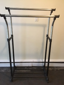 SINGLE and DOUBLE GARMENT/ LAUNDRY DRYING RACKS