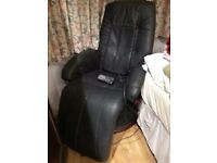 Luxury Reclining Massage Chair