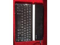Logitech wireless keyboard for iPad