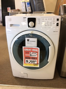 CLEARANCE Kenmore front load washer at Sears in Brandon